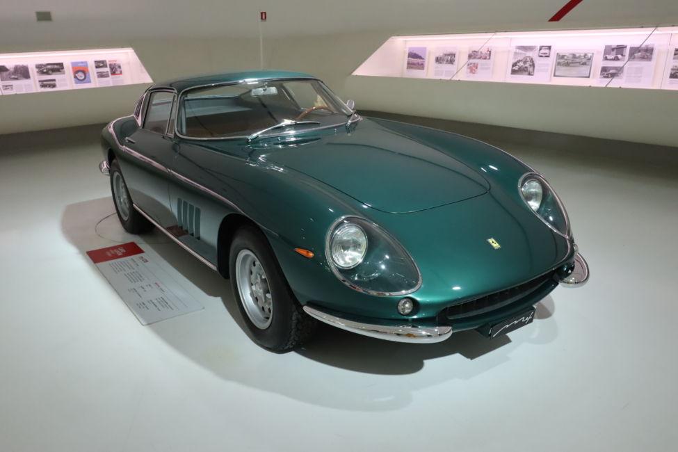 vintage sports car modena museum