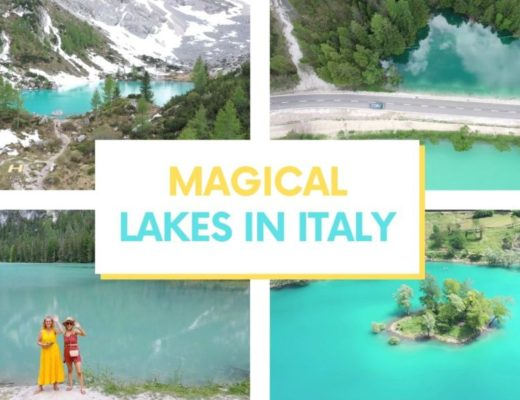INSTAGRAM LAKES NORTHERN ITALY