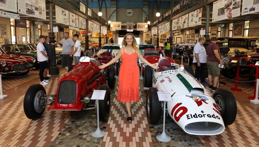 Modena Maserati museum