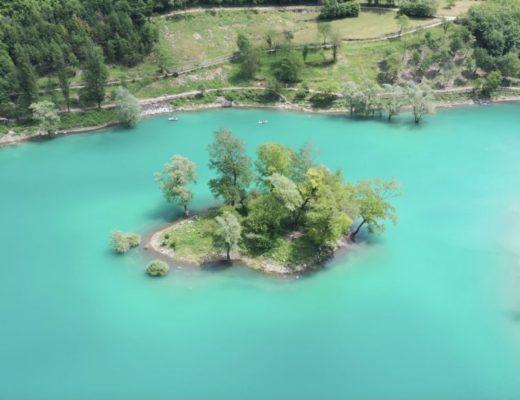 lake Tenno rive del garda