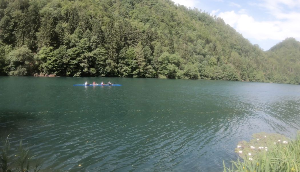 lakes to visit In trentino