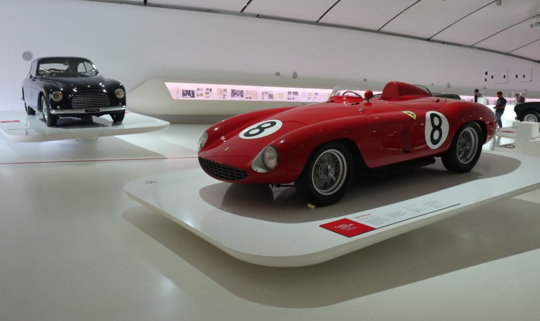 vintage Monza ferrari