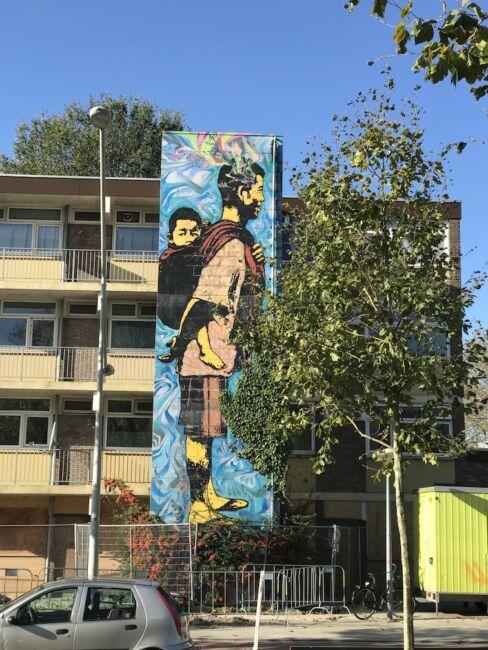 amsterdam street art museum