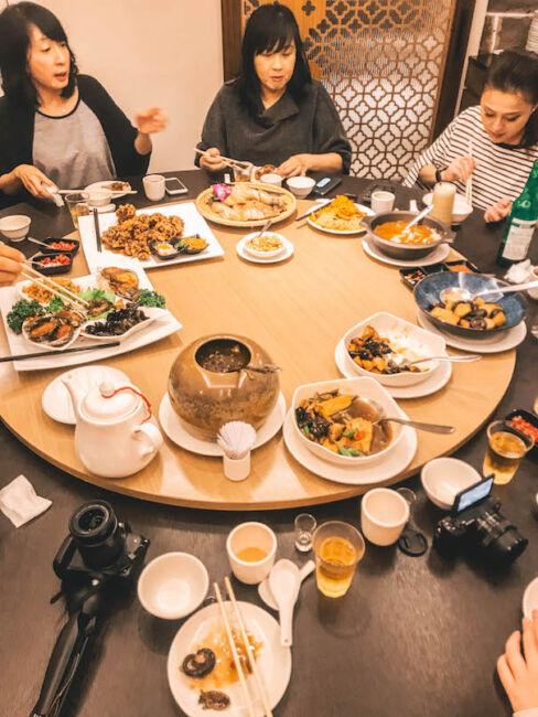 Michelin star restaurants in taipei