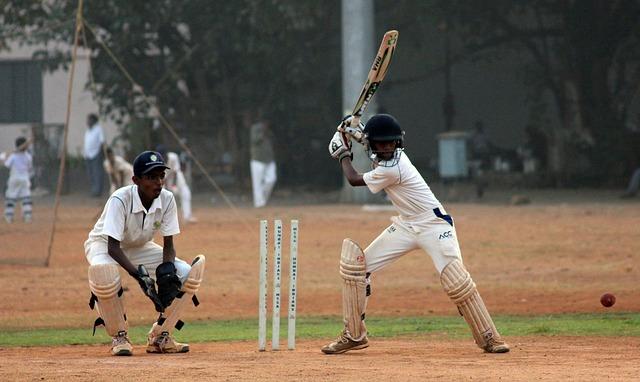 cricket match varanasi