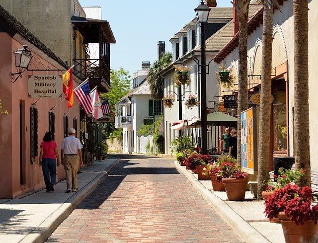 guesthouses in st Augustine