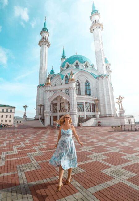 kazan: top Russian city