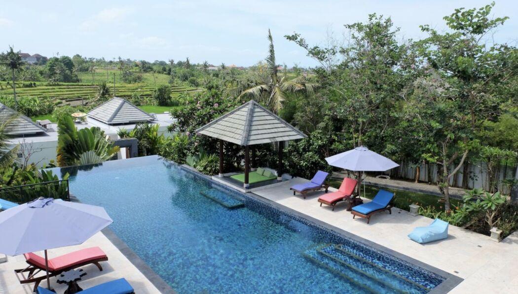 best canggu villas