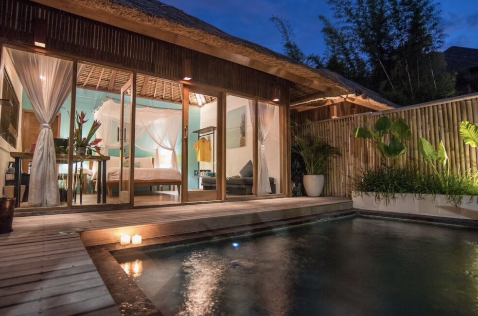 Best Canggu Villas How To Rent A Villa In Canggu Bali