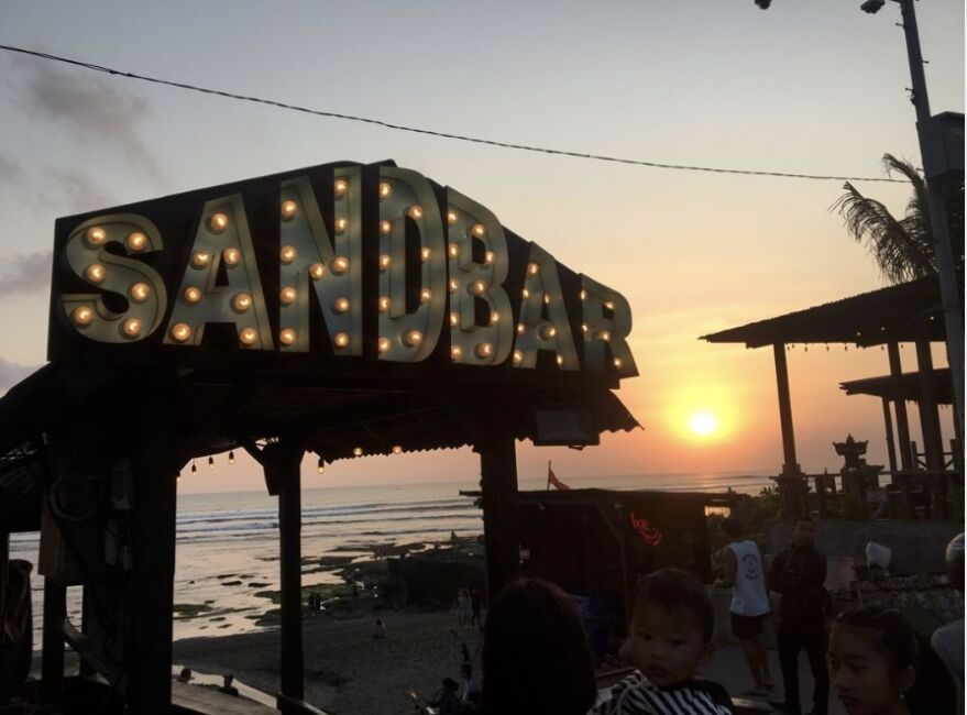 where to party in canggu
