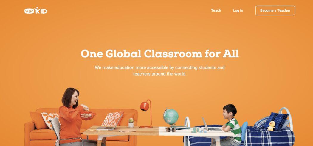 vipkid online teaching