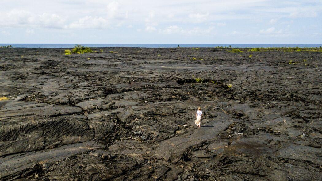 samoa lava fields