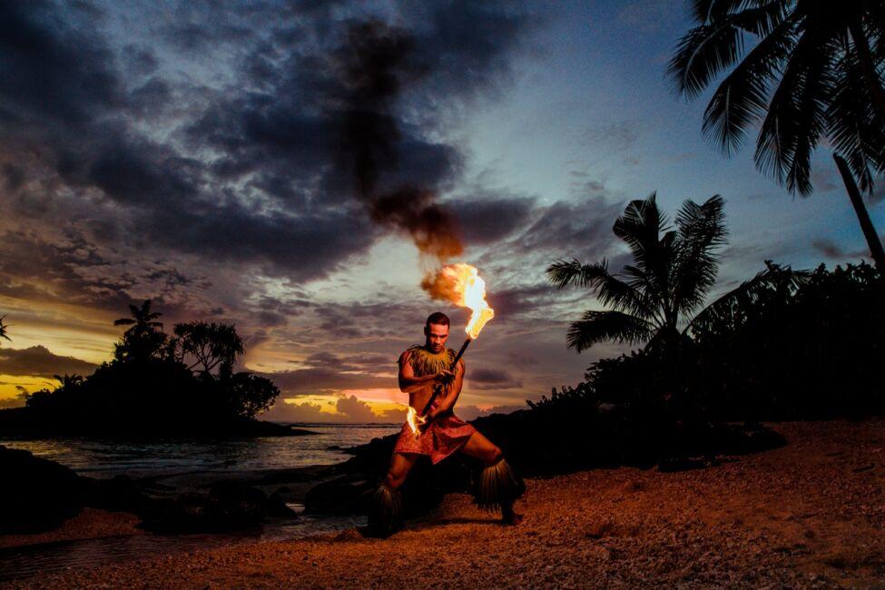 cultural show in samoa