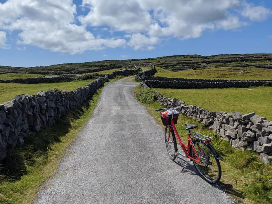 Aran Islands, July 2020