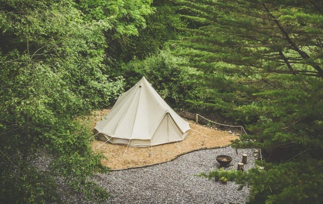 camping glengariff