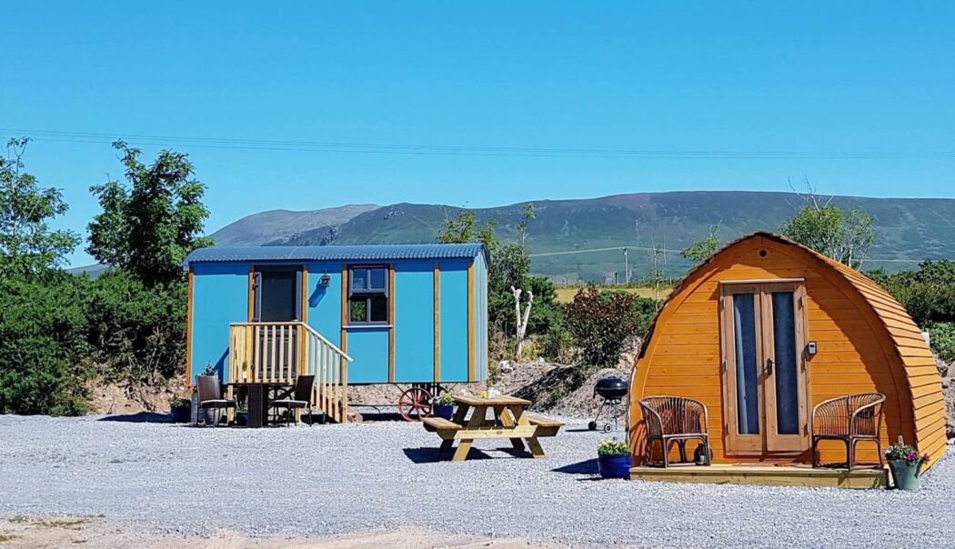 dingle camping